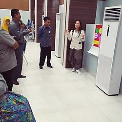 Diskussion beim Seminar
